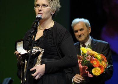 Laur Królwej Sportu 2010