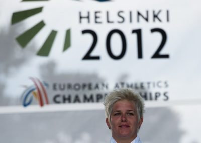 Mistrzostwa Europy - Helsinki 2012