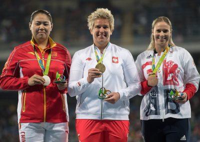 Igrzyska Olimpijskie RIO 2016. Lekkoatletyka. 15.08.2016