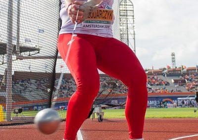 Lekkoatletyka. Mistrzostwa Europy. 08.07.2016
