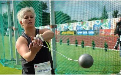 Anita Włodarczyk wygrała w Szekesfehervar