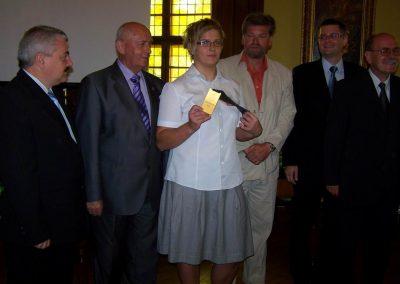 Powitanie w Rawiczu - 2009 rok